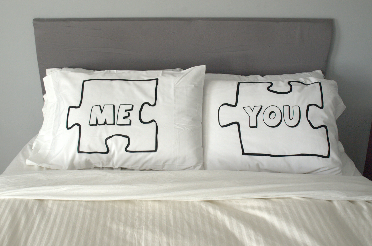 Matching PillowcasesI Hate Cleaning