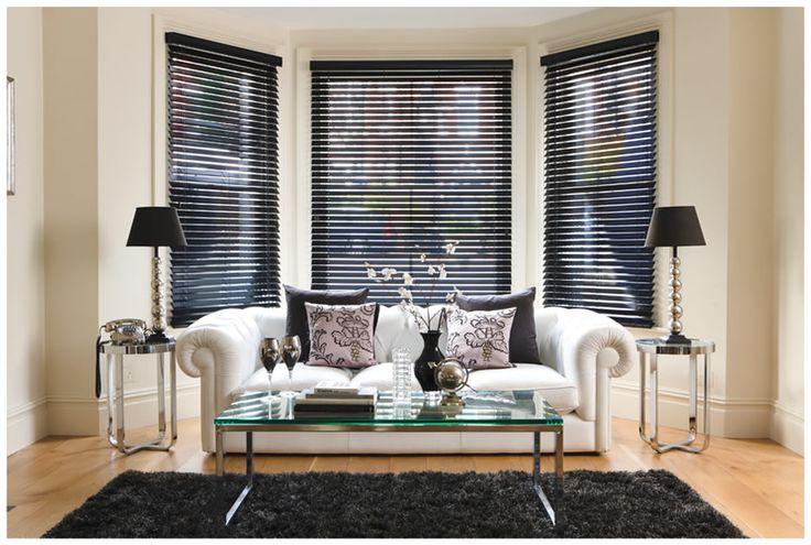shutter blinds for the home