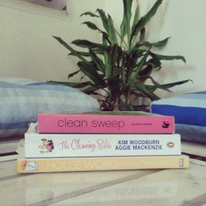 My Top Five Cleaning Books