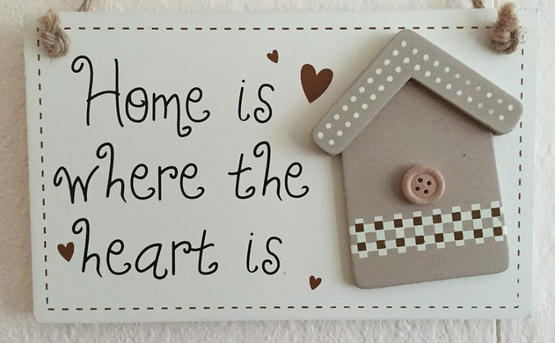 home-where-the-heart-is