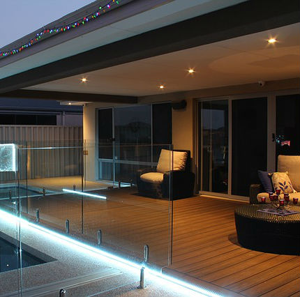Well Lit Decking