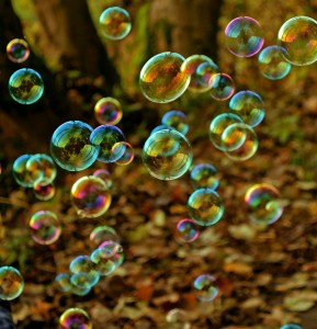 colourful-bubbles